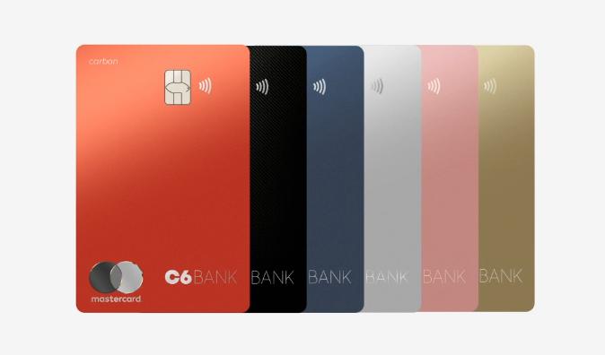 Cartoes C6 Bank