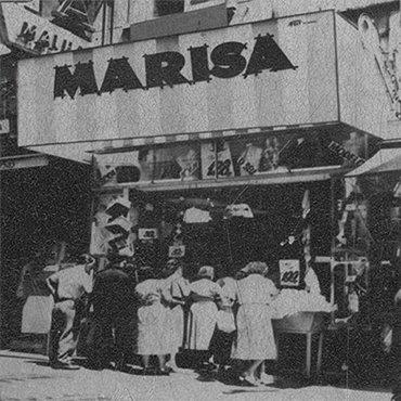 ações Lojas Marisa