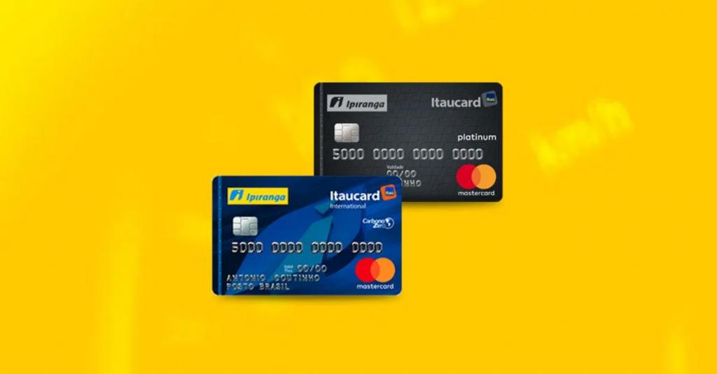 Cartao Ipiranga Itaucard Mastercard Platinum 1.1